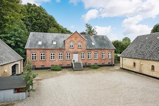 Fritids/Lystejendom på Bredgade i Vissenbjerg - Mastefoto