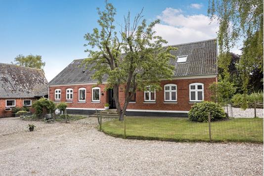 Svinegård på Søndre Kystvej i Ærøskøbing - Ejendommen