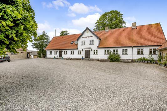 Svinegård på Højrupvej i Ringe - Ejendommen