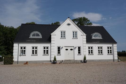 Svinegård på Møllegyden i Søndersø - Andet