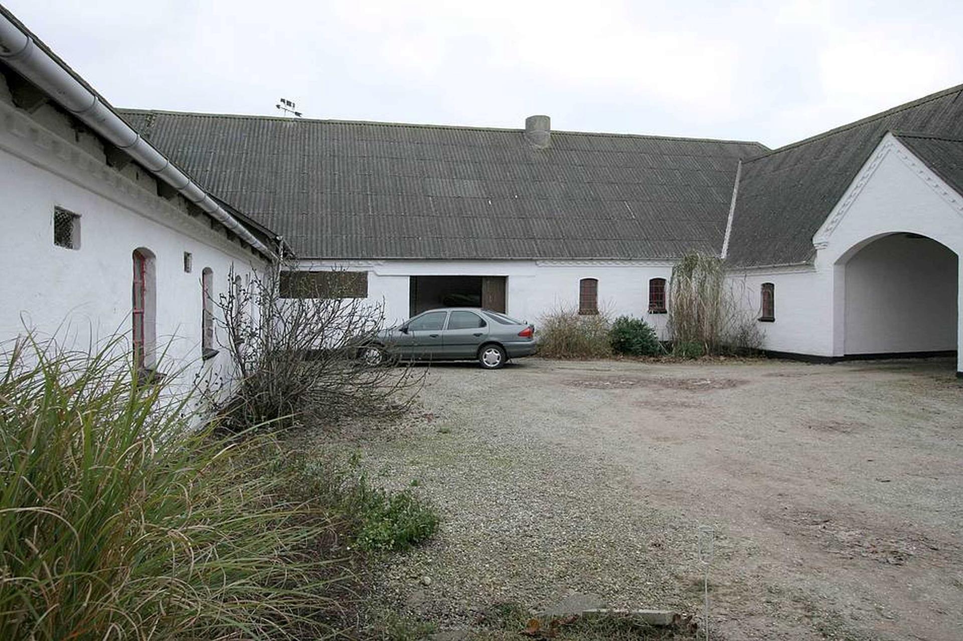Kvæggård på Karendalsvej i Haarby - Andet